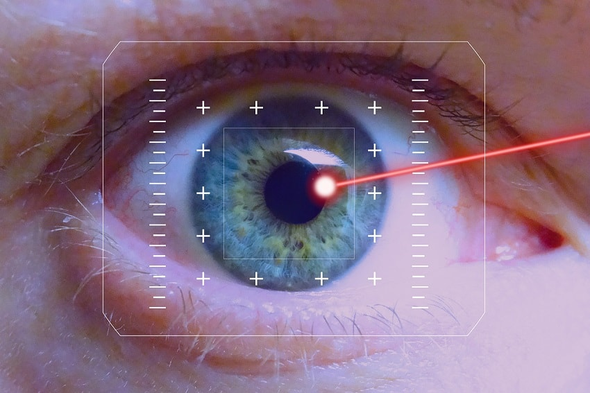 operación de miopía