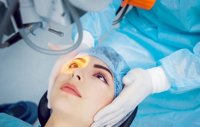 cirugía refractiva