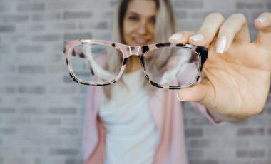 cómo elegir la forma de las gafas