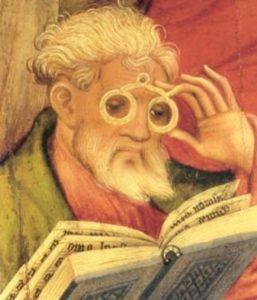 primeras gafas