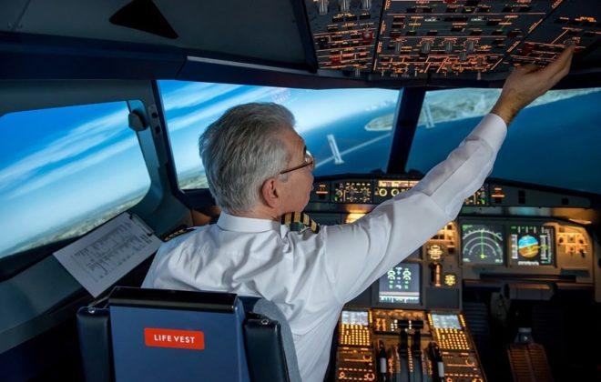 requisitos visuales para ser piloto